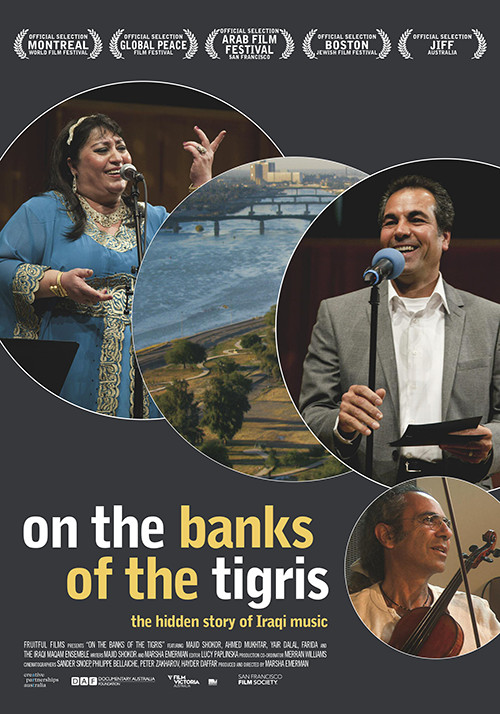 On the banks of the tigis